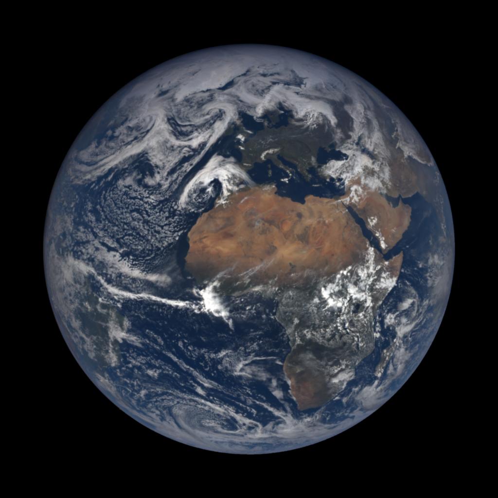 5 Vues de la Terre – Youri Rosset